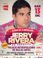 Jerry Rivera Arequipa